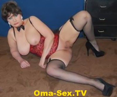 Video Oma Sex