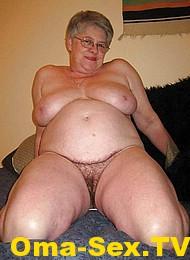 Omas Wollen Sex